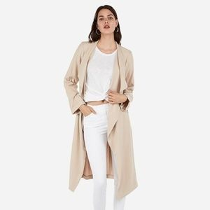 Express Soft Beige Trenchcoat